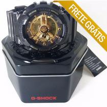 Relógio Cassio Masculino G-shock Ga-110br-5adr Frete Grátis