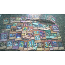 Pack Lote De 100 Cartas Yugioh Gx Zexal 5ds, Vem Raras Super