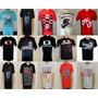 Kit 15 Camisas Camisetas Gola Redonda Várias Marcas Oferta