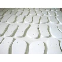 Chinelo Para Sublimação Resinados Kit C/ 40 Frete Gratis C7