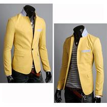 Modelo 2015 Blazer Masculino Importado #6604