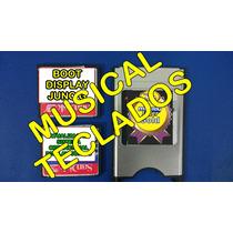 Cards Atualização Do Novo Display Lcd Teclado Roland Juno G