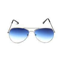 Óculos De Sol Aviador Lente Degradê Espelhada Estilo Ray-ban