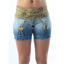 Short Jeans Carpam Promoção- Pronta Entrega