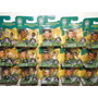 Lote Oficial 15 Mini Craques Jogador Soccer Starz Brasil