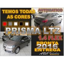 Prisma Ltz 1.4 Automatico - Ano 16/16 Zero Km Pronta Entrega