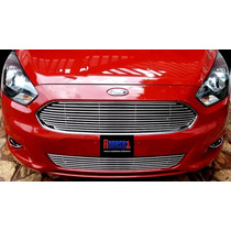 Sobre Grades Ka 2015 Aço Inox 304 2 Peças Ford Ka 2015