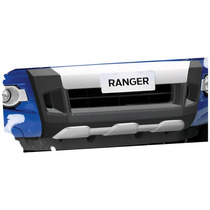 Bumper Tg Poli Ranger Cabine Simples/ Dupla 12/