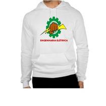 Kit Curso Engenharia Elétrica - Jaqueta Moletom E Camisetas