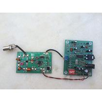 Placa Pll Bh1417f Estéreo + Placa Amplificadora De 2,5w