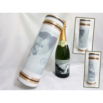 5 Latas Para Vinho Ou Champagne Personalizadas!