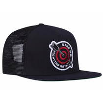 Boné Nike Sb Snapback Paul Rodriguez 58th Pro Trucker Black