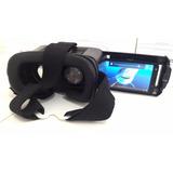 Oculos 3d Realidade Virtual Cardboard Android Ios Hi Vision
