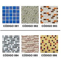 Adesivo Tipo Azulejo Pastilha - Frete Grátis - 12 Peças