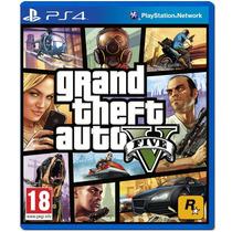 Gta V Grand Theft Auto 5 Ps4 Frete Grátis Novo Nacional Ptbr