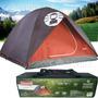 Barraca Camping Impermeavel 3 Pessoas Coleman Lx3 Original