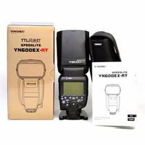 Flash Yongnuo Yn600ex-rt Para Canon Ettl