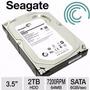 Hd Seagate Desktop / Dvr 2tb 2000gb 64mb Sata3 6gb/s 7200rpm