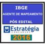 Agente De Pesquisas E Mapeamento Ibge 2016 Estratégia