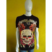 Camiseta Ed Hardy By Christian Audigier - Original - Nova