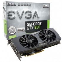 Placa Vga Evga 2gb Geforce Gtx 950 128 Bits Até 12x S/ Juros