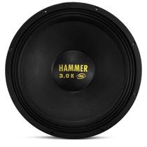 Alto Falante Woofer Eros E 15 Hammer 3.0k 1500w Rms 15 Poleg