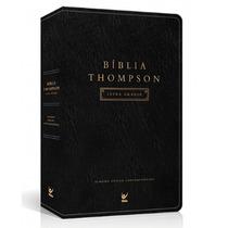 Bíblia De Estudo Thompson Capa Luxo Letra Grande A9