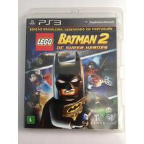 Jogo Lego Batman 2 Para Ps3 /semi Novo/ Barato!!!!
