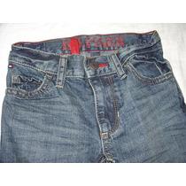 Calça Jeans Infantil Tommy Hilfiger Tam 5