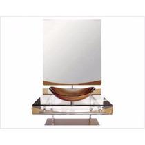 Gabinete De Vidro Para Banheiro 70 Cm