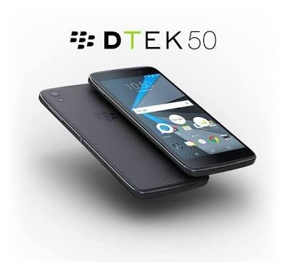 Smartphone Blackberry Dtek50 16gb 5.2 Android 6 - 4g Novo