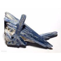 Cianita Azul Espada São Miguel 14cm Extra Pedra Gema Natural