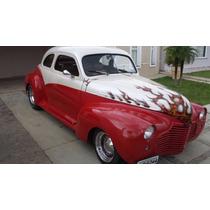 Chevrolet 1941 6cc Hot Aceito Troca