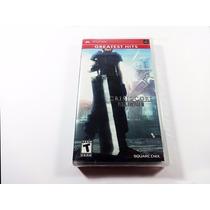 :: Crisis Core Final Fantasy Vii 7 - Original - Lacrado ::