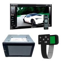 Central Multimidia Dvd Bluetooth 2din + Controle Volante Jfa
