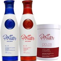 Kit Nova Portier Fine Exclusive + Máscara Btx Portier Ciclos