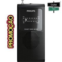 Outletfacil - Rádio Portátil Philips Am/fm