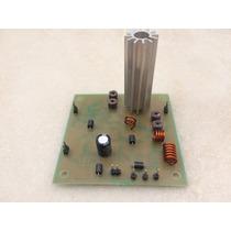 Amplificado De Rf Para Transmissor Veicular - 4w + Filtro