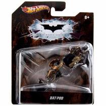 Veículo Moto Batman Hot Wheels Bat Pod X3078 - Mattel