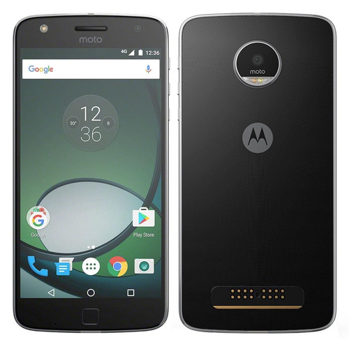 Smartphone Motorola Moto Z Play Sound Edition, 16mp, 32gb