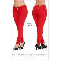 Moletinho Da Obsessão Vermelha Tenho Calças Jeans Dins 608