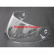 Viseira Bieffe Nomad Incolor - Hospital Do Capacete
