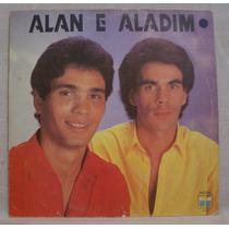 Lp Alan E Aladim - Meu Companheiro (sou Eu) - Copacabana