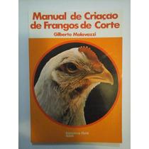 Manual De Criação De Frangos Frete Barato Mercado Envios!!!!
