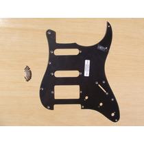 Escudo Para Guitarra Strato Tagima T 736s Preto