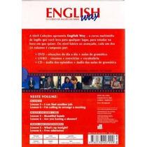 Curso De Inglês Lacrado, English Way Inglês Editora Abril