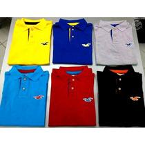 Camisa Gola Polo Hollister Aleatory Lacoste Tommyhelfinger
