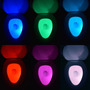 Luz Abajur C/ Sensor Clolorido P/ Vaso Sanitario Lightbowl