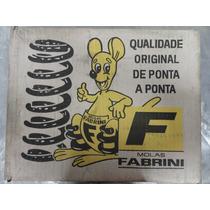 Par De Mola Traseira - Fiesta 97... - Usada