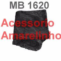 Capa De Painel Para Caminhão Mb /1620 Preta